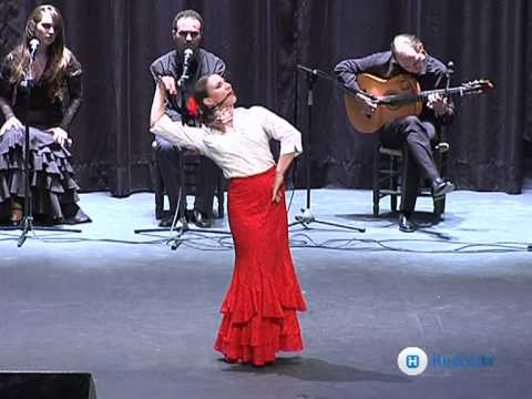 """Alegrías"" programa Huelva TV concurso flamenco"