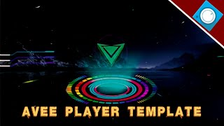 kumpulan template avee player