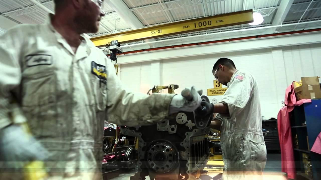 Start Your Career | Thompson Machinery