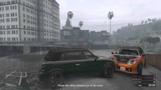 GTA 5 Online adversary mode (no commentary)