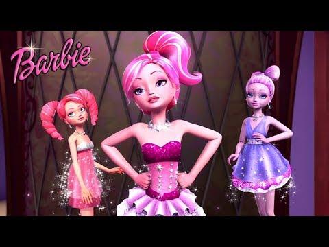 Барби мультфильм страна фей