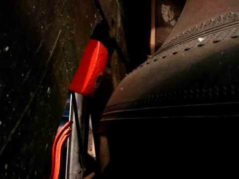 "Ringing some of York Minster's ""smaller"" bells"