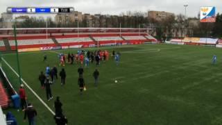 драка на футбольном поле