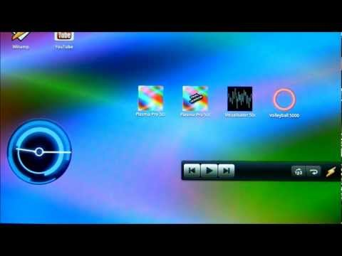 Plasma Pro 5000 Live Wallpaper for Android