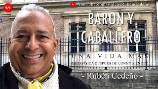 BARON Y CABALLERO - UNA VIDA MÁS, Ruben Cedeño