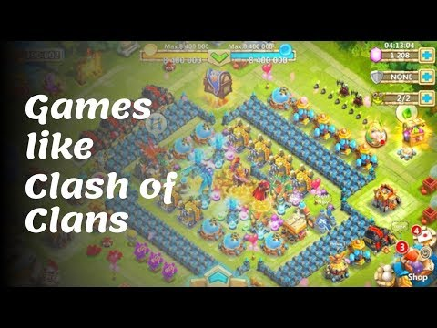 Top 10 Best Kingdom Building Games Like Clash Of Clans For Android & IOS 2019 | OFFline / ONline