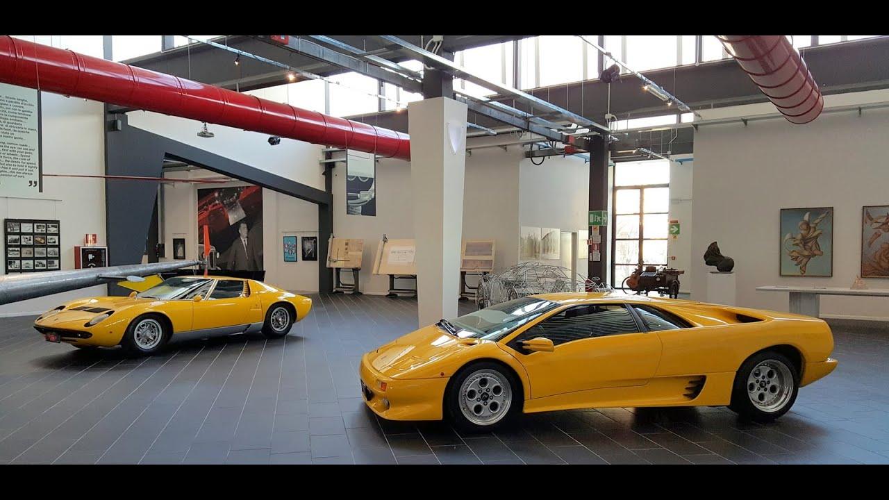 Ferruccio Lamborghini Museum February 2016 Youtube