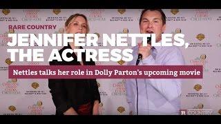Jennifer Nettles talks about her role in Dolly Parton
