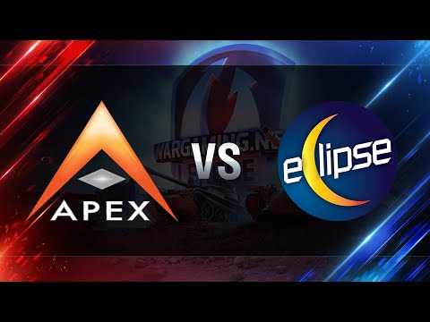 World of Tanks - Apex vs eClipse - WGLNA S1 2016 Week 2