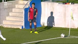 VIAREGGIO CUP 2019: Genoa - Empoli 1-0 (Ottavi di Finale)