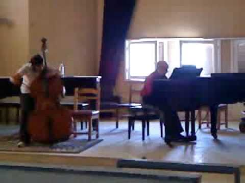 Samar Talaat Plays 3rd Movement From Vanhal