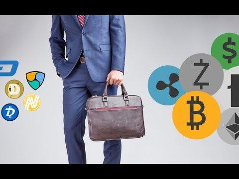 Криптопортфель короткое описание монет. Инвестиции в криптовалюту.