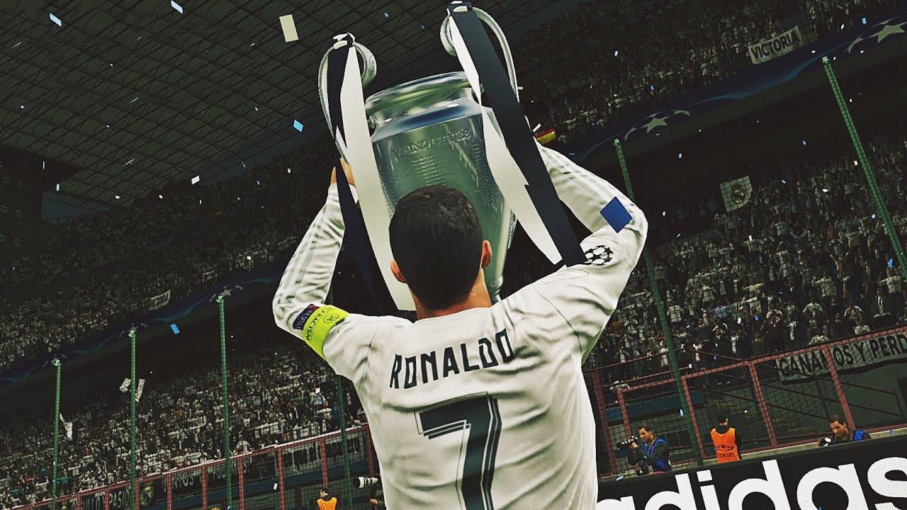 Cr7 Hd Wallpapers 2017 Pes 2016 Real Madrid Vs Man United Final Uefa