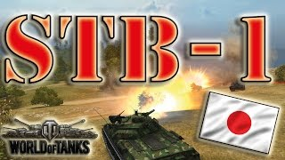 World of Tanks /// STB-1 - Ace Tanker