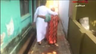 سعودي يزور الخادمة الهندية التي قامت بتربيته