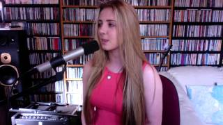 Me Singing 'Roxanne' By The Police (Cover By Amy Slattery)