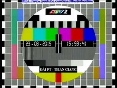 Bảng màu - Hình hiệu truyền hình An Giang - Hình hiệu kênh ATV2 - Giới thiệu chương trình