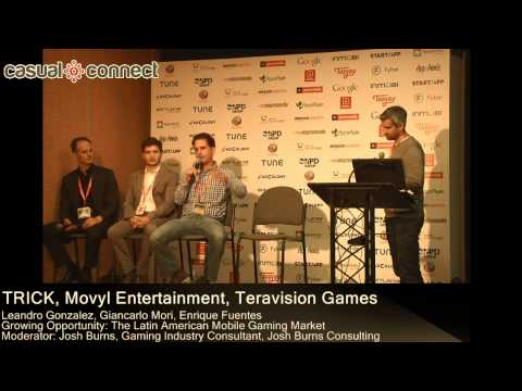 A Growing Opportunity: The Latin American Mobile Gaming Market | Panel