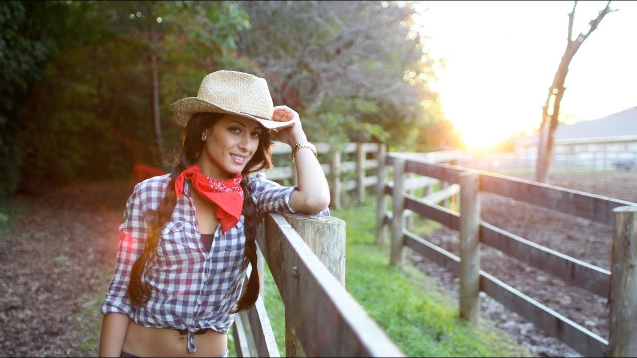 halloween hairstyle and costume sexy cowgirl youtube