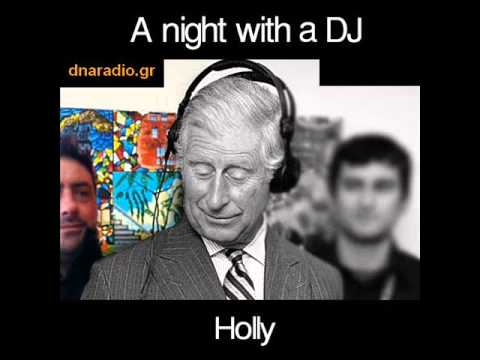 Клип Holly - A Night With a DJ