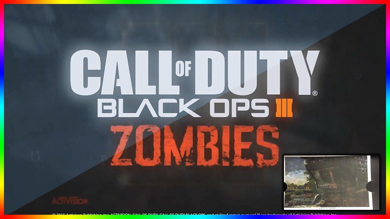 Carte Black Ops 3.Call Of Duty Black Ops 3 Teaser Du Mode Zombie 1ere Image D Une Carte Zombie