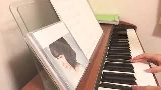 ひらり ひらりの完成版を歌わせていただきました。 声量の問題で弾き語...