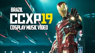 SÃO PAULO COMIC CON 2019 - BEST COSPLAYERS MUSIC VIDEO - CCXP