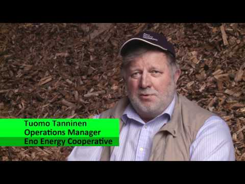Energy from the Forest - Benefits for the Local Economy
