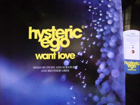 Hysteric Ego Want Love - The Remixes