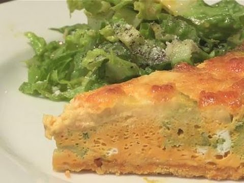 How To Cook Broccoli Quiche