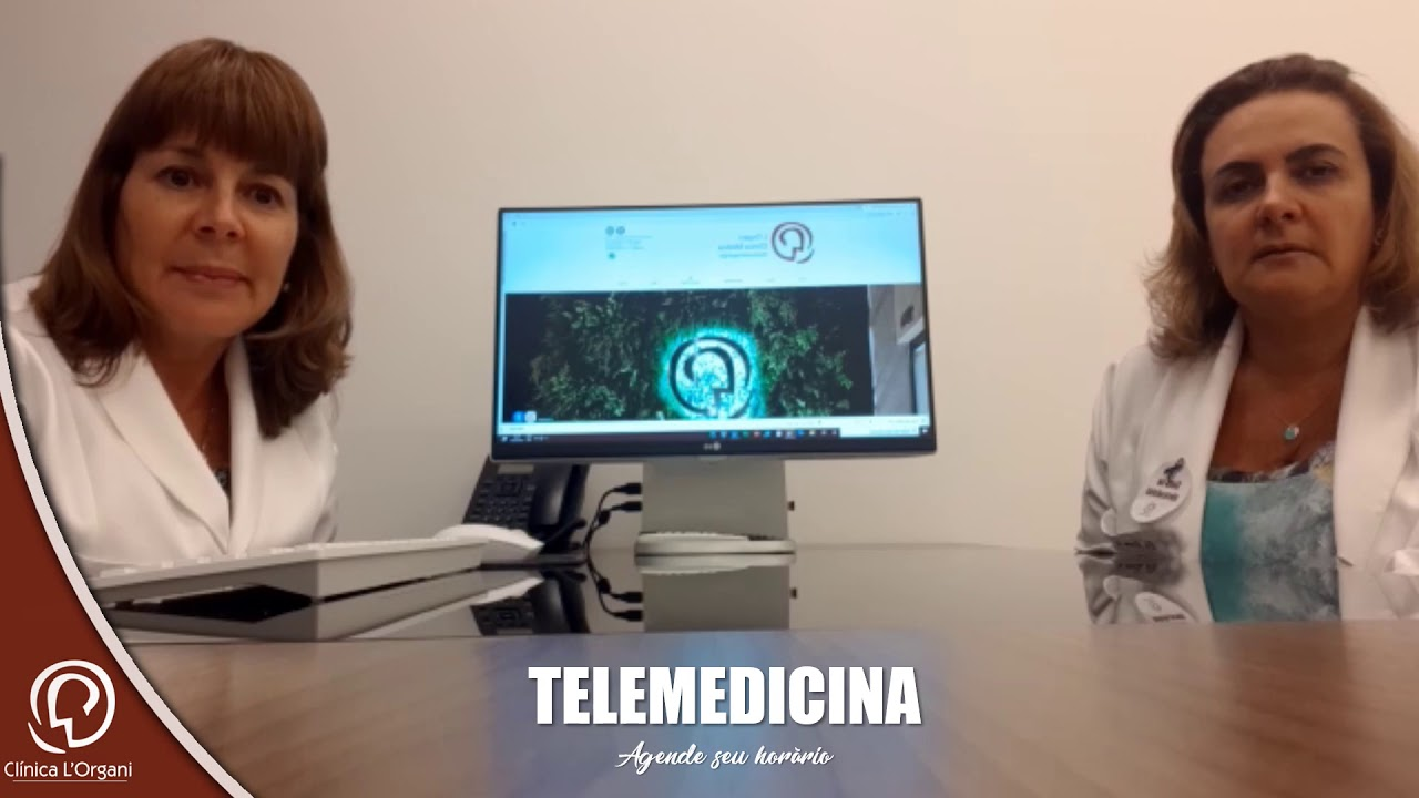 Consultas à distância/ TELEMEDICINA