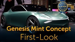 Genesis Mint Concept - First Look