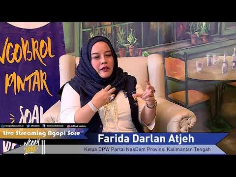 Farida Tidak Ada yang Mustahil bagi Tuhan