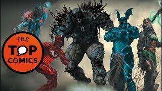 Las versiones oscuras de Batman thumbnail