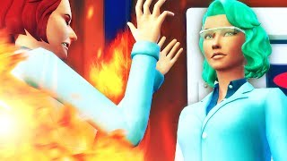 WATCHING HER BURN // The Sims 4: Not So Berry ~ Mint #19