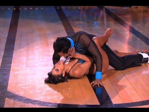 Baile de Carlos Sarabia,