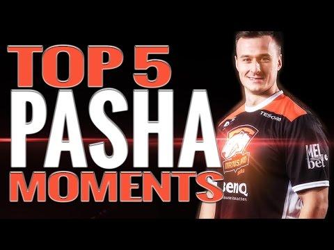 Top 5 Virtus Pro Pasha CS: GO Stream Moments