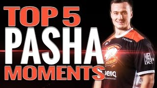 Top 5 Virtus Pro Pasha CS: GO Stream Moments