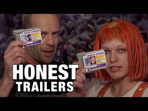 Honest Trailers | The Fifth Element