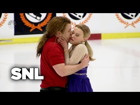 The U.S. Men's Heterosexual Figure Skating Championship - SNL