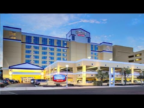 Fairfield Inn & Suites by Marriott Virginia Beach Oceanfront - Virginia Beach Hotels, Virginia