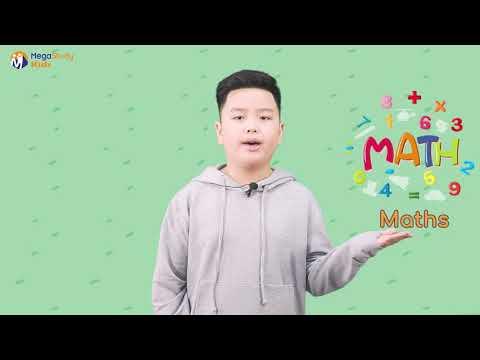 Học Từ Vựng Tiếng Anh Lớp 4 Unit 8: Bạn Có Môn Học Gì Hôm Nay? (P2) | Megastudy Kids