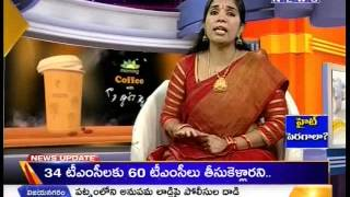 Carnatic Singer and Guru Kalyani Dwibhashyam in Coffee With Sowjanya Part-1