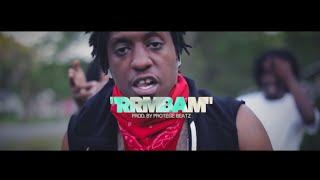Смотреть клип Rico Recklezz Ft. Mbam Mazzi - Rrmbam