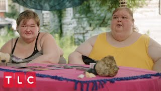 Amy and Tammy See a Psychic | 1000-lb Sisters