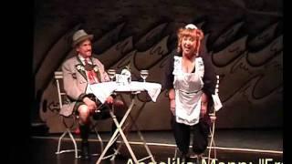 "Angelika Mann: aus dem ""Weißen Rössl"" | Erst wann"