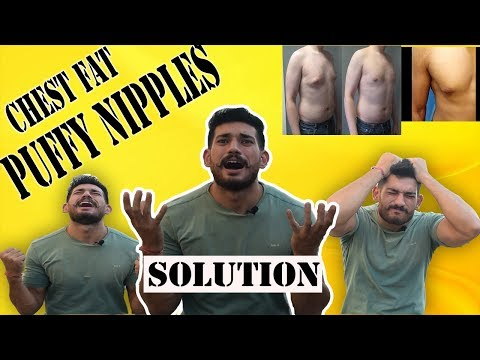 Chest Fat & Puffy Nipples | Major Doubt | Must Watch | HINDI | JSTS Fitness