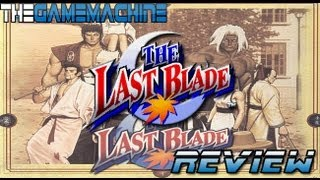 The Last Blade Review: The Game Machine Neo Geo
