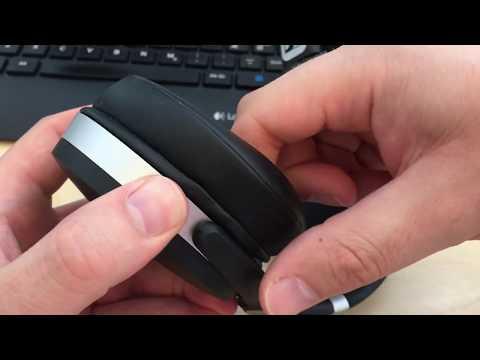 Sennheiser HD4 Series change Ear pads