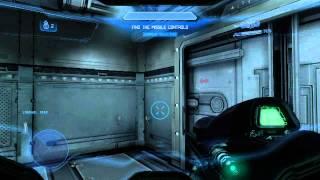 Halo 4 Campaign Walkthrough Mission 1 (Dawn) HD